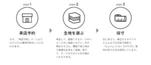 Quality Order SHITATE(クオリティオーダー シタテ)の画像3