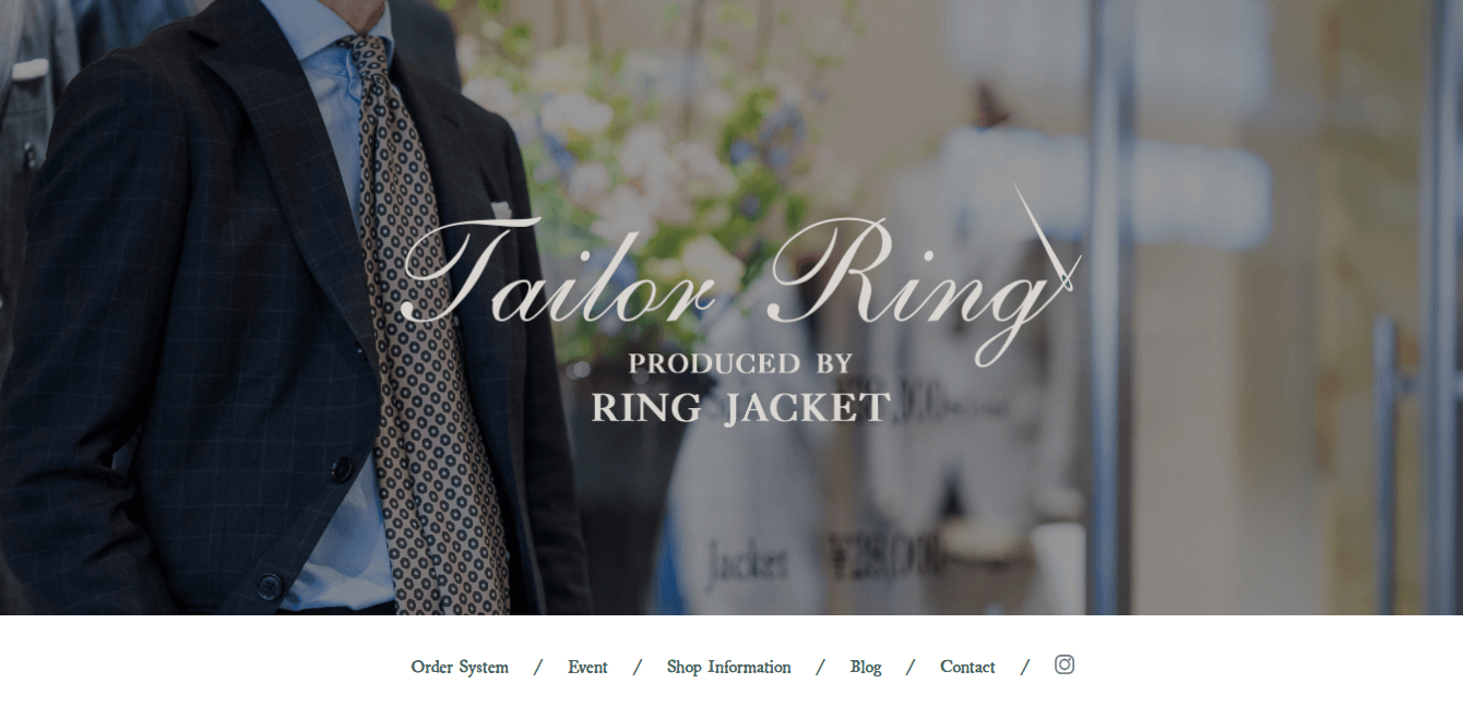 RING JACKET(リング ヂャケット)の画像4