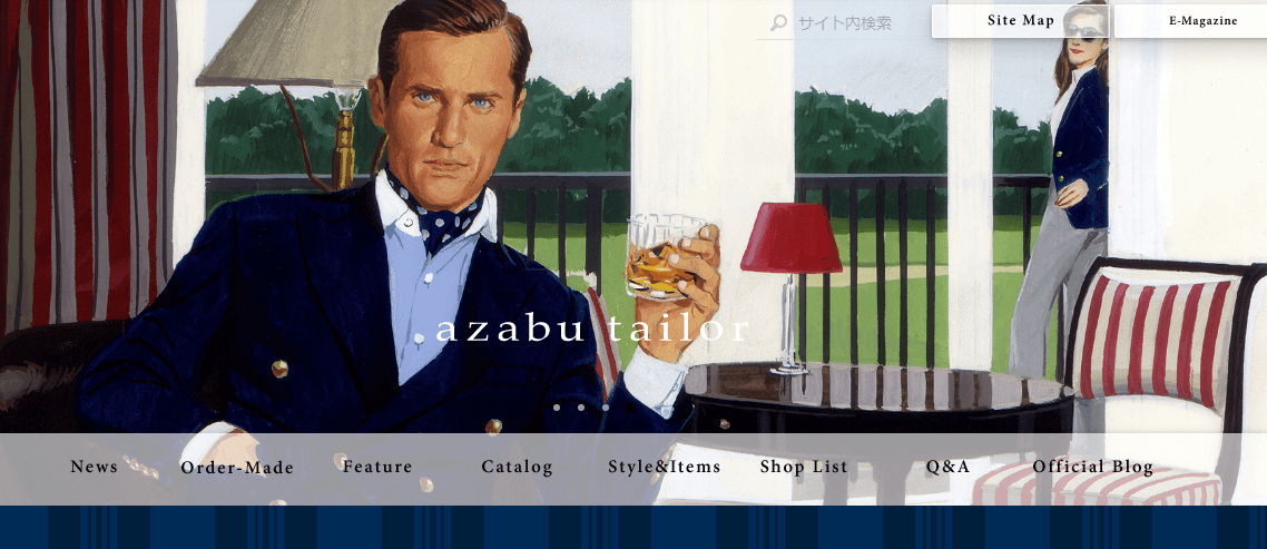 azabu tailor(麻布テーラー)の画像1