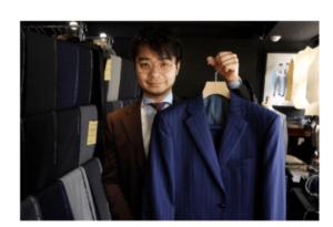 吉田スーツの画像4