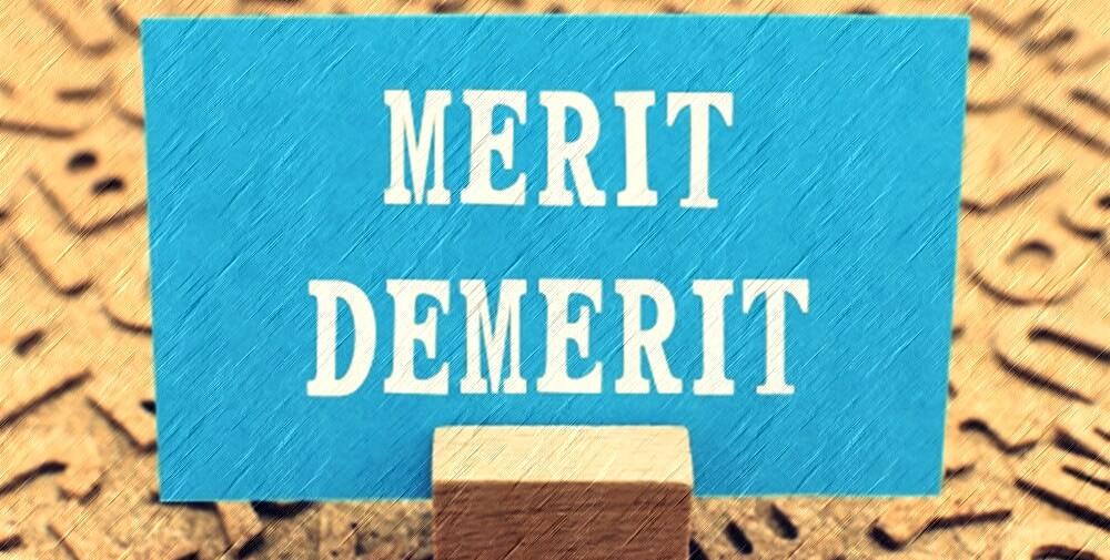 メリット・デメリットと書かれた画像